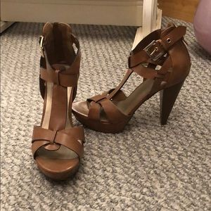 G by Guess Strappy heel sandal!